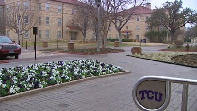 VIDEO: Police allege 17 Texas Christian University students were selling drugs.