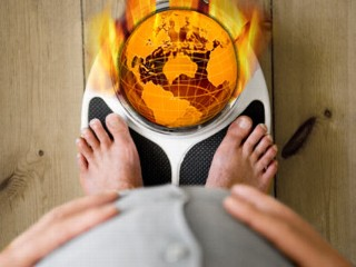 global warming and weight