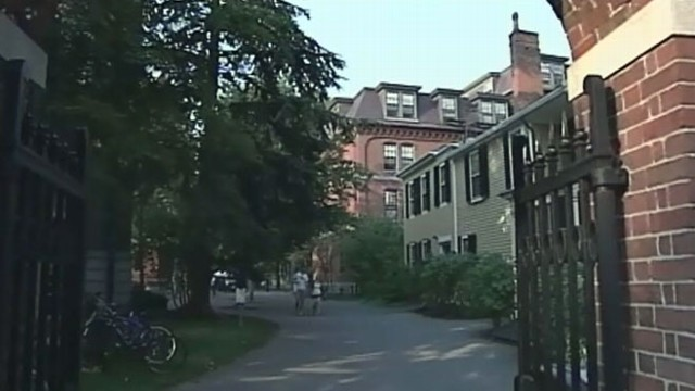 VIDEO: Harvard professor finds evidence of academic dishonesty on a take-home exam.