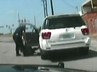 Watch: Texas Cop Drags Grandmother From Car