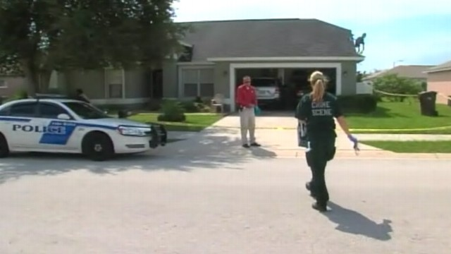 VIDEO: Florida mom is charged with attempted murder for stabbing her son in the chest multiple times.