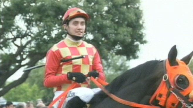 VIDEO: Michael Baze, 24, was found in his vehicle at Kentuckys Churchill Downs.