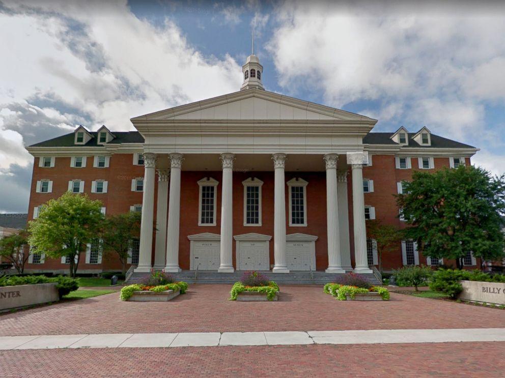 PHOTO: Wheaton College campus in Wheaton, Illinois.