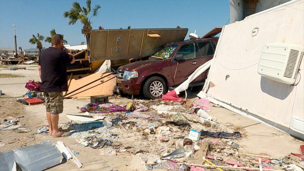 Residents critical of Harvey-damaged homes program
