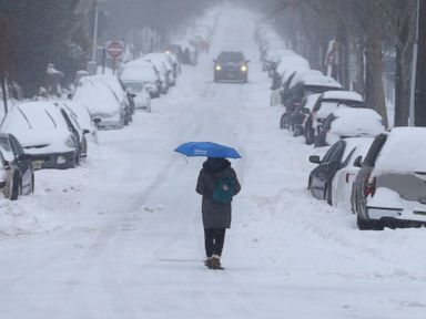 Winter forecast shows colder, wetter North and warmer, drier South
