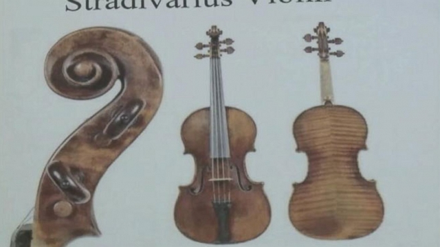 Rare violin on loan to Milwaukee Symphony Orchestras concertmaster was snatched in a parking lot.