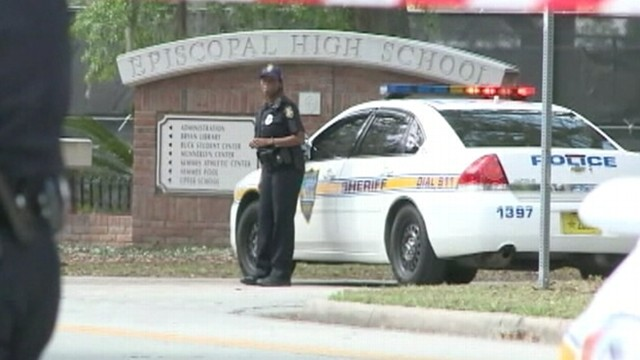VIDEO: Authorities say a fired teacher killed himself after shooting Dale Regan.
