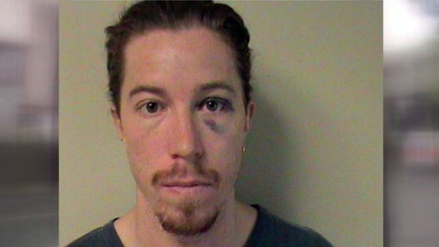 VIDEO: Shaun White was arrested in Tennessee.
