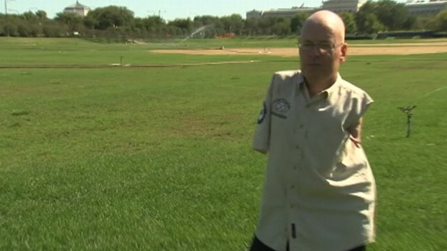 """VIDEO: Tom Willis hopes to """"educate people about the abilities of people with disabilities."""""""