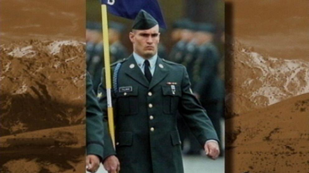 Pat Tillman A Soldier S Story Video Abc News