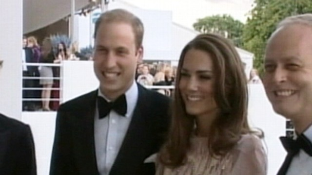 VIDEO: The royal couples first stop in U.S. visit will be Los Angeles.