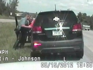 Watch: Missouri Troopers Escort Driver in Runway Car