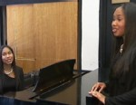 VIDEO: Kristie and Kirstie Bonner make history as Spelman Colleges first co-valedictorians.