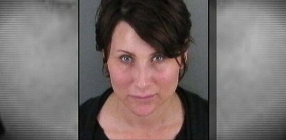 PHOTO: Amy Arrington is seen in this undated mugshot.