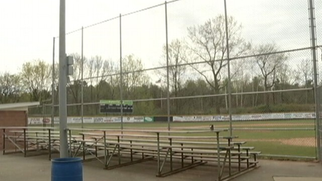 VIDEO: An 11-year-old boy?s heart stopped after getting hit in the chest by a baseball.