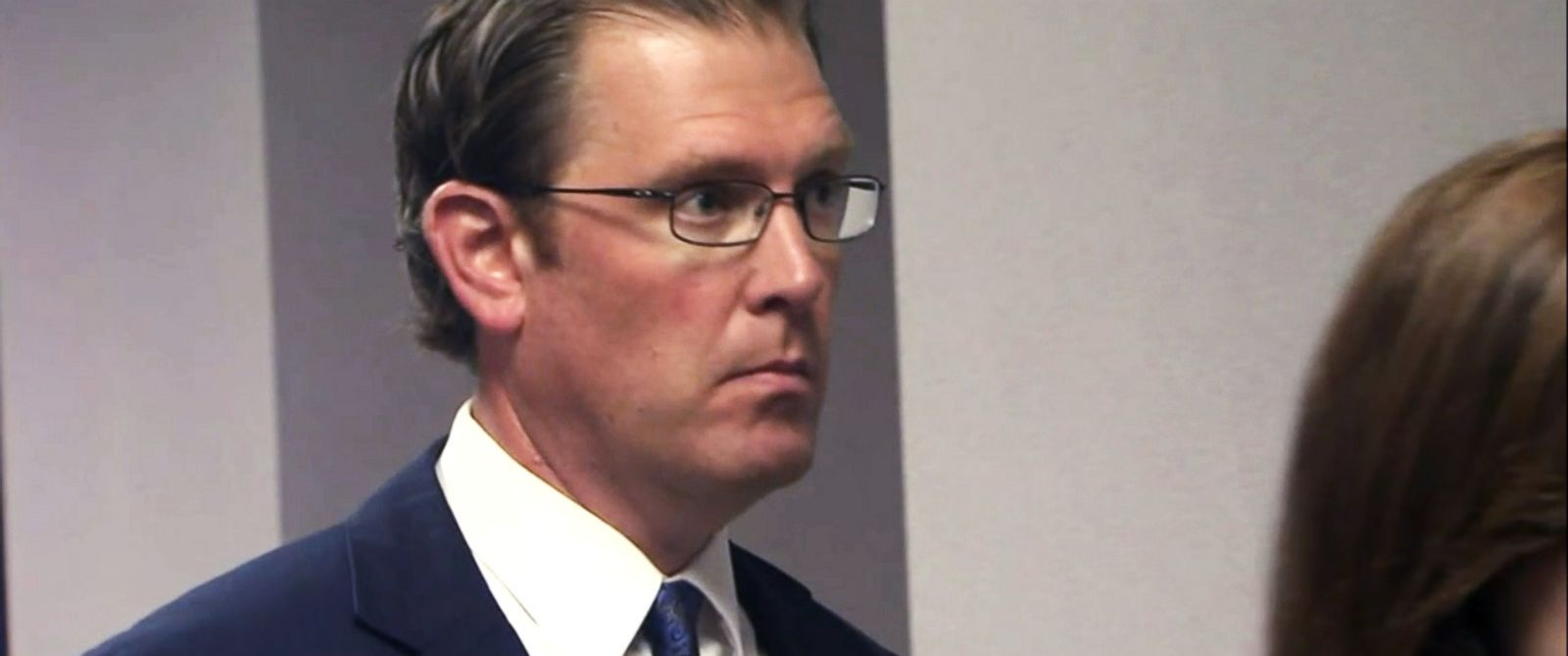 PHOTO: Police Lt. Matthew Kohr is seen in a Raleigh, N.C. court on May 11, 2015.