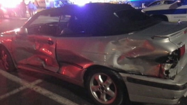 North Carolina mans encounter with a man who rammed into his car is heard on a 911 call.