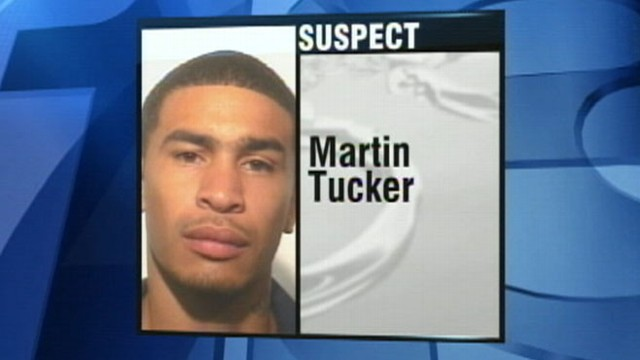 VIDEO: FBI matched Martin Tuckers DNA to material linked to 2009 armed robbery.