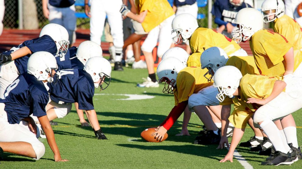 Kids in youth football may take more hard head hits than we think: Study