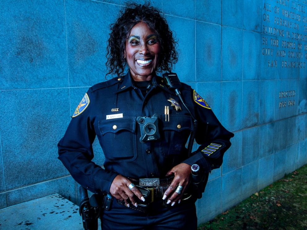 PHOTO: Twenty-seven years ago, Lt. Yulanda Williams decided to become a police officer in San Francisco, where she grew up.