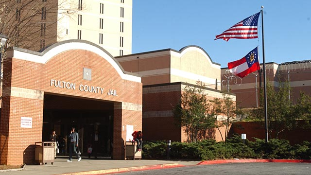 PHOTO: Fulton County Jail