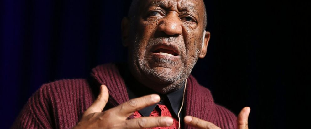 PHOTO: Bill Cosby performs at the Stand Up for Heroes event at Madison Square Garden, in New York in this Nov. 6, 2013 file photo.