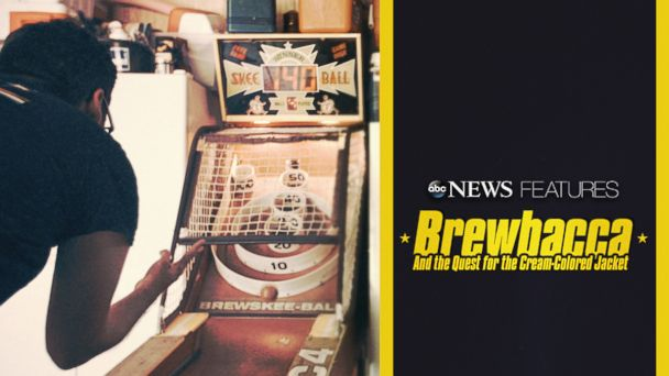 PHOTO: Brewbacca and the Quest for the Cream Colored Jacket
