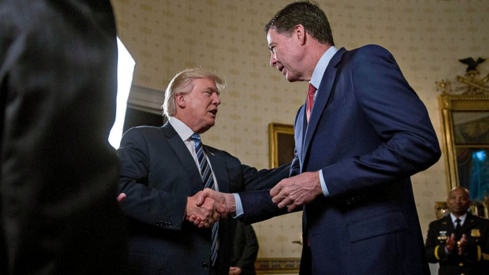 Trump: 'I did not make, and do not have' Comey tapes