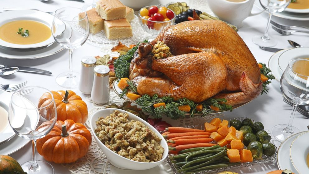 Politics At Thanksgiving Dinner Etiquette Experts Say Keep It Light To Avoid A Food Fight