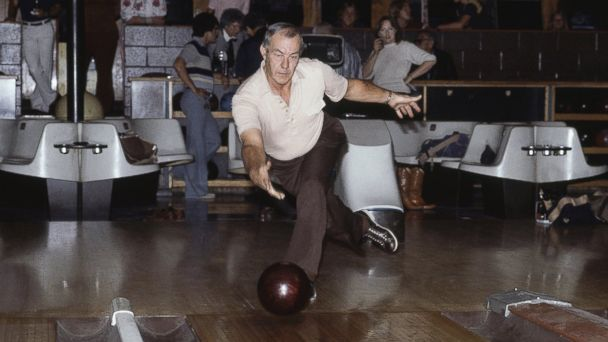 PHOTO: Glenn Allison bowled three three hundred games in league play to make a 900 3-game series, July 2, 1982.