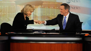 Diane Sawyer to Replace Charles Gibson As World News Anchor