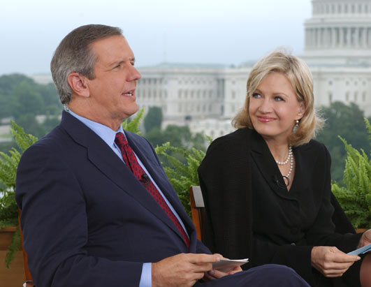 Charlie Gibson Retires from ABC News; Diane Sawyer to Anchor 'World News'