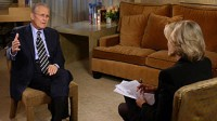 "PHOTO Former Defense Secretary Donald Rumsfeld sat down with Diane Sawyer for an exclusive interview about his new book ""Known and Unknown."""