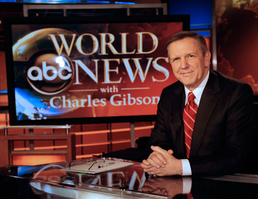 Charles Gibson to Retire from 'World News', Diane Sawyer to take succeed him