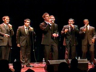 Straight, No Chaser A capella group