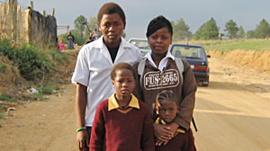 Photo: South Africa Pledges Aid for All HIV-Infected Babies: The President of South Africa Announced New Treatment Goals for the Country on World AIDS Day