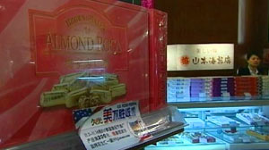 PHOTO Made in Washington State, Almond Roca is a huge hit in China.