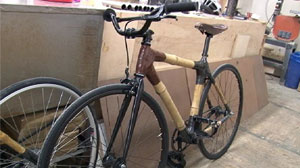 Photo: Bamboo Bike