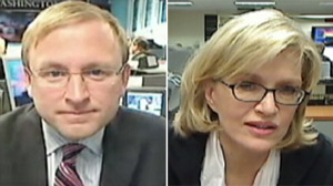 Diane Sawyer and Jon Karl recap the last three days of the health care debate.