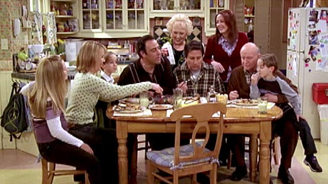 "PHOTO: Scene from ""Everybody Loves Raymond"""