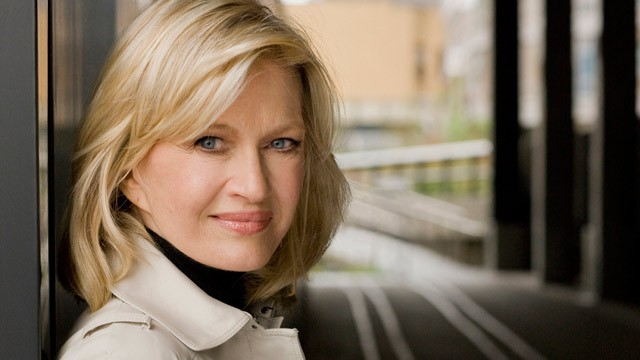 PHOTO Diane Sawyer is shown in this file photo.