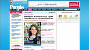 Jaycee Dugard Breaks Her Silence, Spokesman Says Shell Help Prosecutors