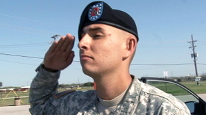 PHOTO Army Specialist Zachari Klawon has been recognized for his exemplary performance