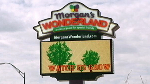 PHOTO Morgans Wonderland is the first large theme park created for people with special needs