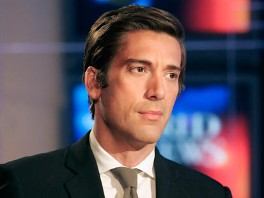 ABC News' David Muir.