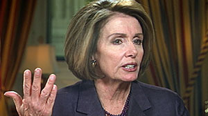 Photo: Exclusive: Speaker Nancy Pelosi Says She Has No Regrets: Pelosi Tells Diane Sawyer She Hasnt Thought About Her Future Yet
