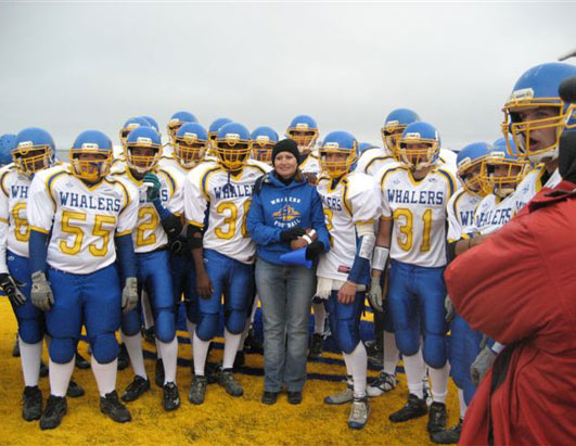 Alaska Football