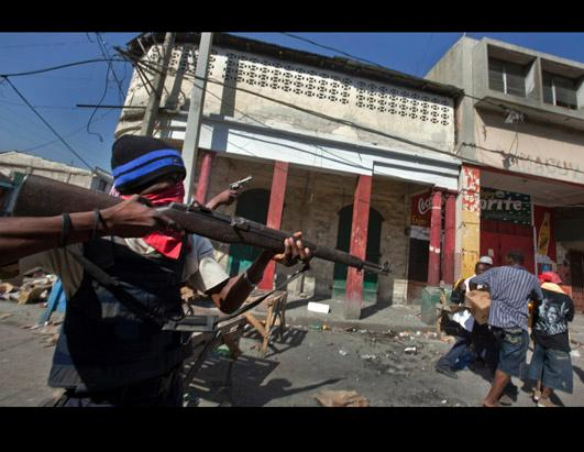 Devastating Earthquake Hits Haiti