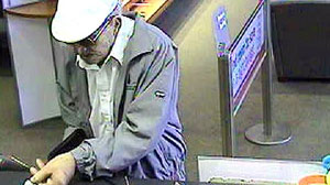 FBI: Geezer Bandit carries out 11th heist