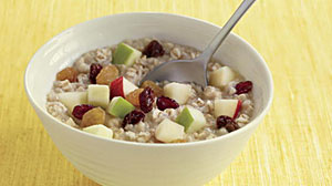 Photo: McDonalds Fruit and Maple Oatmeal